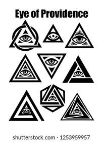 Eye of Providence  set