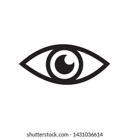 Eyes Icon, eyes care vector