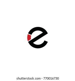 ez letter logo