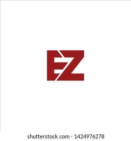 EZ Logo Letter Initial Logo Designs Templete