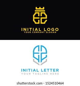 EZ Logo Set modern graphic design, Inspirational logo design for all companies. -Vectors