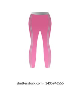 Fabletics high waisted woman legging for sport activity