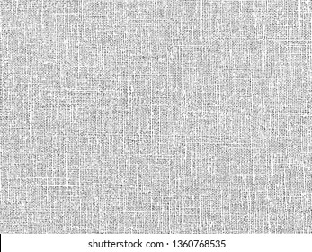 Fabric texture. Cloth knitted, cotton, wool background. Vector background. Grunge rough dirty background.