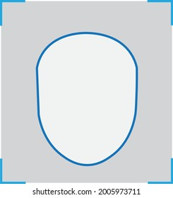 face tracking filter scan for app for ux ui