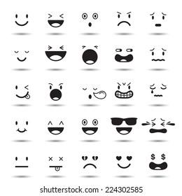 Faces Elements, Emotion