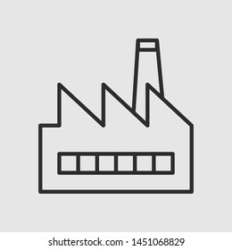Factory, industry icon you use your project.