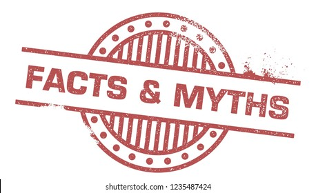 Facts and Myths Stamp