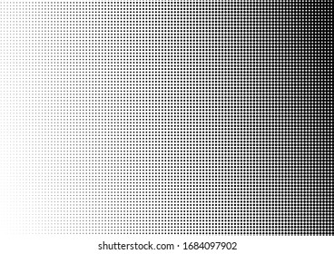 Fade Dots Background. Abstract Overlay. Pop-art Pattern. Grunge Texture. Vector illustration