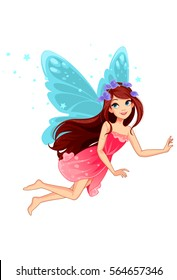 Fairy Flying