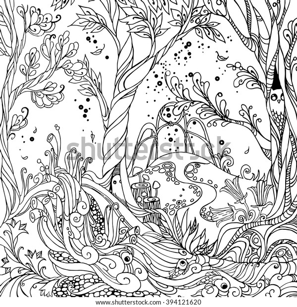 Ecosystem Coloring Pages | Super coloring pages, Coloring pages ... | 620x600