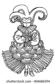 The fairy tale characters: Princess triple cap