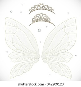 Fairy Wings Images Stock Photos Vectors Shutterstock