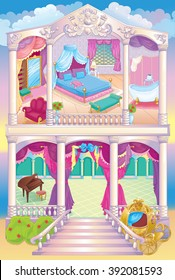 Fairytale Luxury Princess House