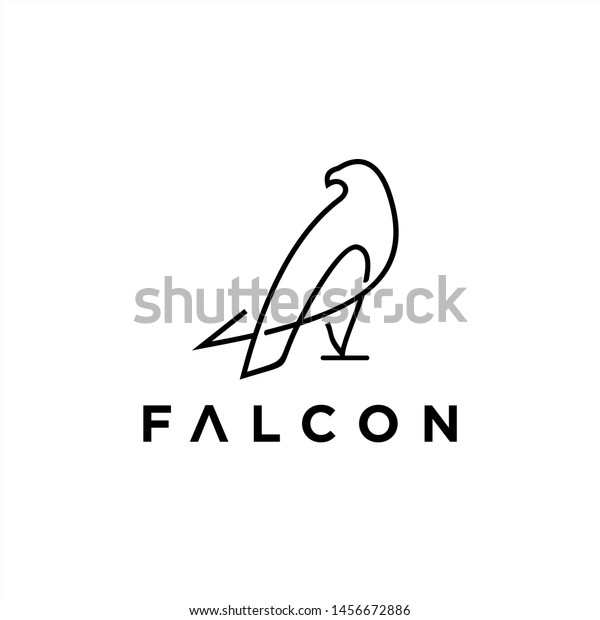 Falcon Logo Simple Modern Black Line Stock Vector Royalty Free 1456672886,Teenage Girl Latest Bridal Lehenga Designs 2020 For Wedding