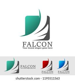 falcon wings logo