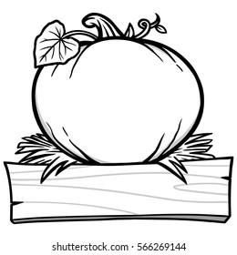 Fall Festival Fun Illustration