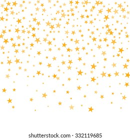 Falling Stars Abstract Background. Light Curtain Vector illustration.