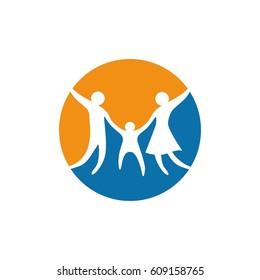 family care logo design
