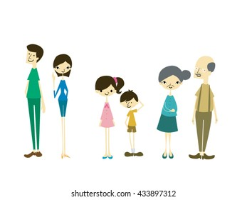 Family charactor