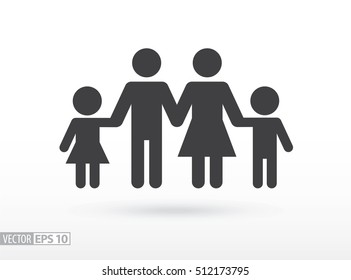 family members images stock photos vectors shutterstock. Black Bedroom Furniture Sets. Home Design Ideas