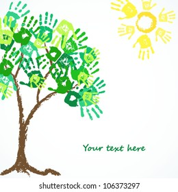 Hand Tree Images, Stock Photos & Vectors | Shutterstock