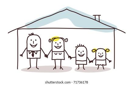 family & home