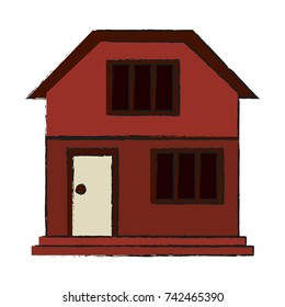 family home or house icon image