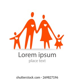 Family Logo Images, Stock Photos & Vectors | Shutterstock