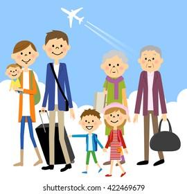 海外旅行 日本人 女性のイラスト素材画像ベクター画像 Shutterstock
