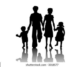 Family - Vector