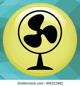 Fan. Fans. Fan icon.