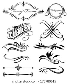 Fancy Lines and borders
