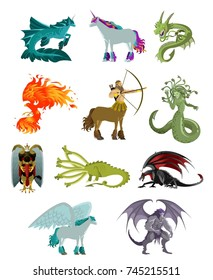 fantastic animal beasts creatures collection