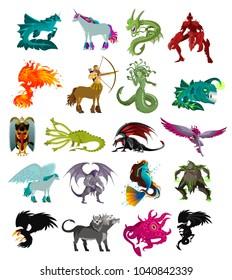 fantastic magical beasts