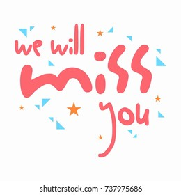farewell card images stock photos vectors shutterstock