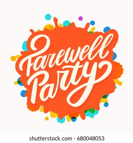 Farewell banners free download images for Farewell banner template