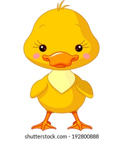 Cartoon Duck Hd Stock Images Shutterstock