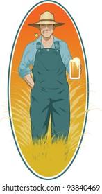 Farmer, Grain and Brew