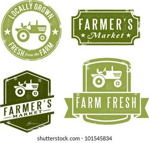 Farmer's Market Fresh and Local