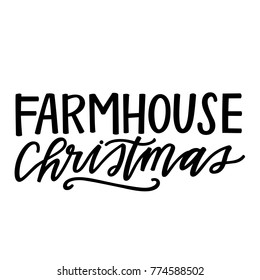 Farmhouse Christmas design