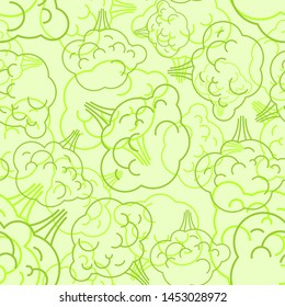 Farting pattern seamless. Fart background. Green gas Vector texture