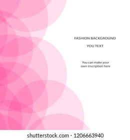 Fashion abstract background