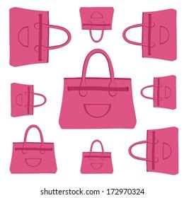 fashion bag patterng
