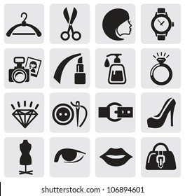 Fashion Icon Images, Stock Photos \u0026 Vectors
