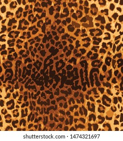 Fashion leopard Print Animal Wild