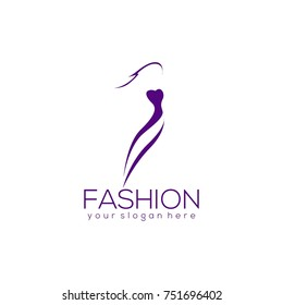Fashion Logo Template Vector