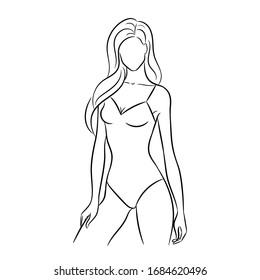 Women Surgery Sketch Images Stock Photos Vectors Shutterstock