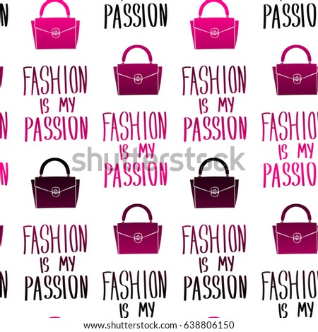 fashion is passion