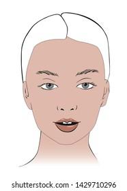 Ilustraciones, imágenes y vectores de stock sobre Teen Nude