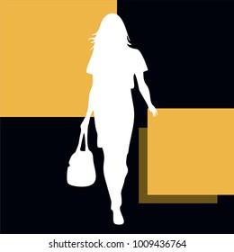 fashion woman and men